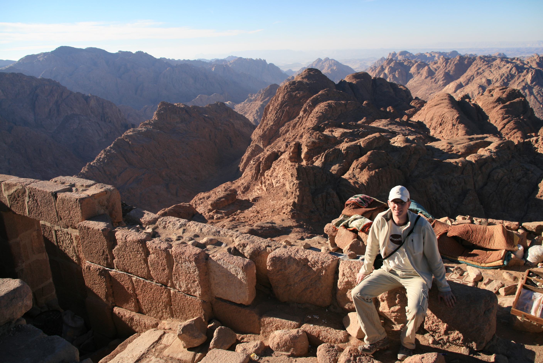 Sinai Berg Moses